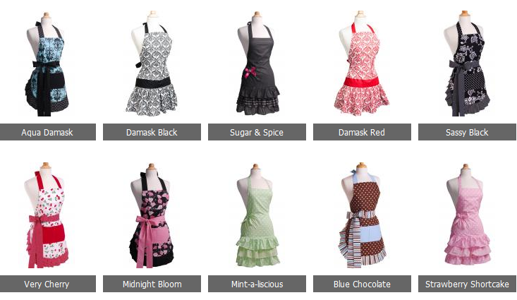 Also, A Flirty Apron Would Make A Fabulous Valentineu0027s Day Gift! This Code  Would Take Select Aprons To Under $17 Shipped And Oven ...