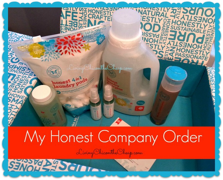 Free Trial Honest Company