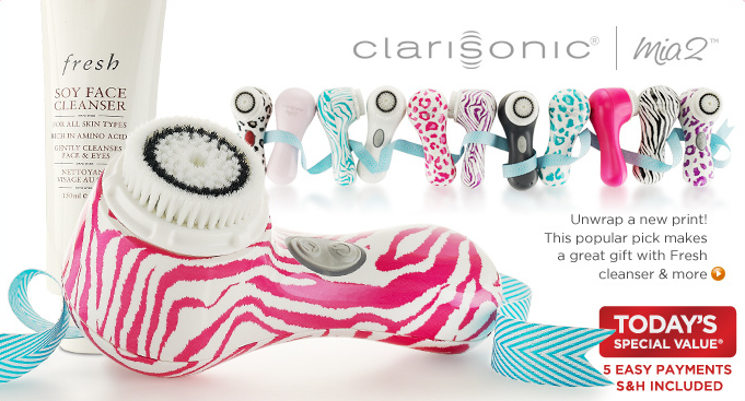Clarisonic Mia 2 Patterns