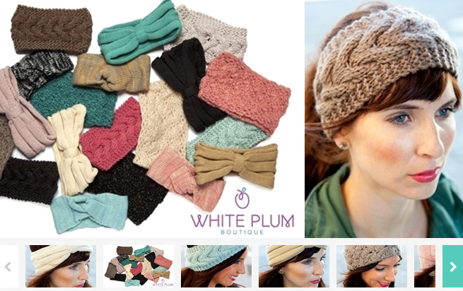 Jane  Chic Winter Headwrap (4 Styles and 17 Colors Options) ONLY  6.99 (Reg   19.99) 8a8643dea24