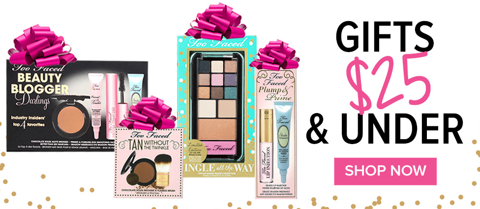 Too Faced Cosmetics: $25 Mystery Grab Bag (Retail Value $93) + 50 ...