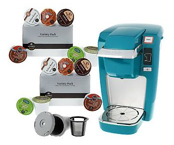 there are 10 fabulous colors to choose from from keurig includes k10 personal coffeemaker
