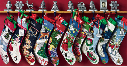 Lands End Christmas Stockings.Lands End Winter Clearance Sale Canvas Wine Totes 6 99 50
