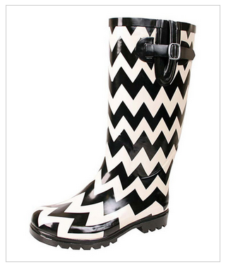 Zulily: Chevron Rain Boots & More On Sale Up to 65% Off