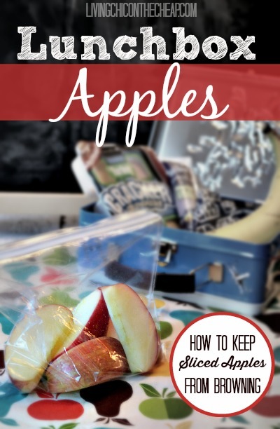 lunchbox apples