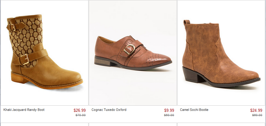 Great Upcoming Shoe Sales For Fall Fashion