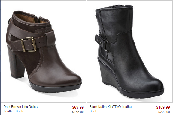 best collection various colors buying new Zulily: Clarks Shoe Sale- Boots & Shoes up to 70% Off