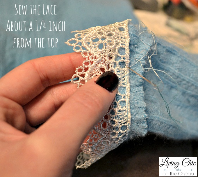 sewthelace