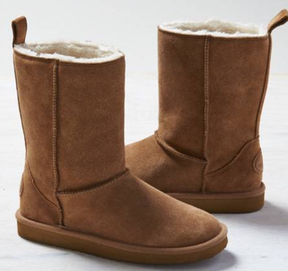 American Eagle Outfitters: Suede Boots