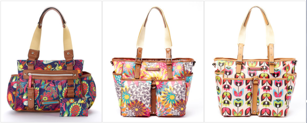 Lily Bloom An Eco Friendly Handbag And Accessories Line Focused On Sustainable Fashion Revels In Vibrant Colors Feminine Prints