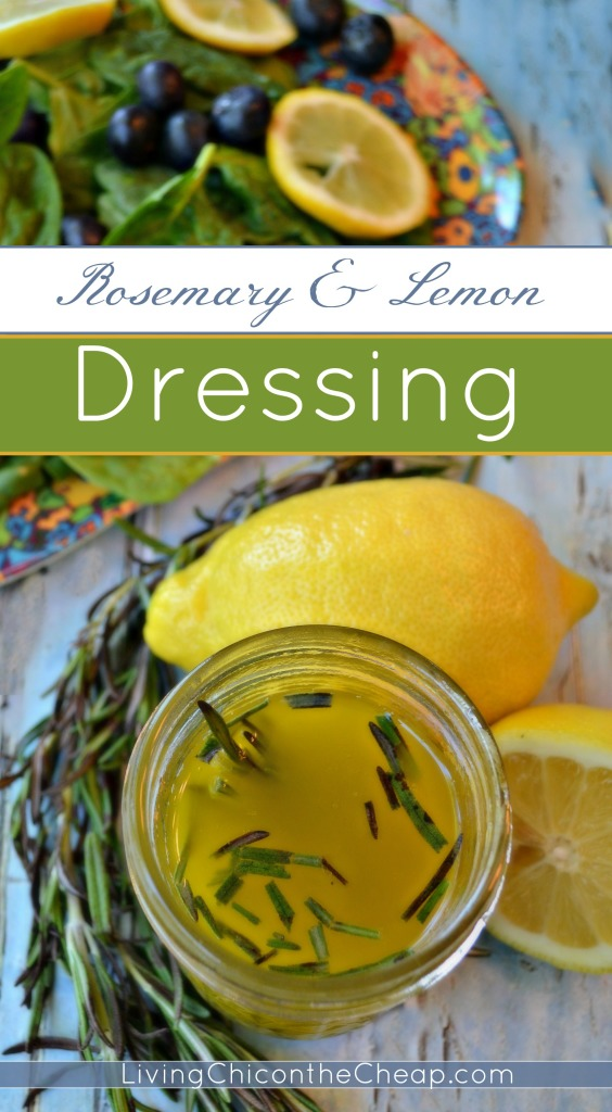 lemondressing