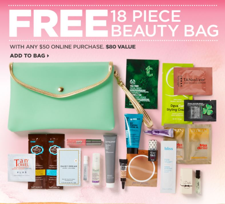 Free beauty samples: 45 places to get 'em by mail or online.