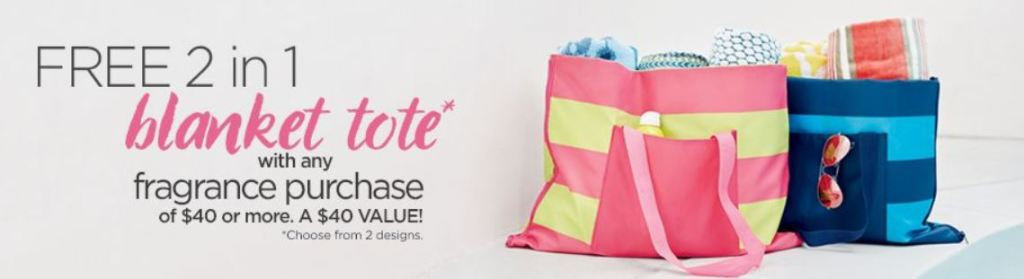 Free Gift With Fragrance Purchase Ulta Free Weekender Bag With Any ...