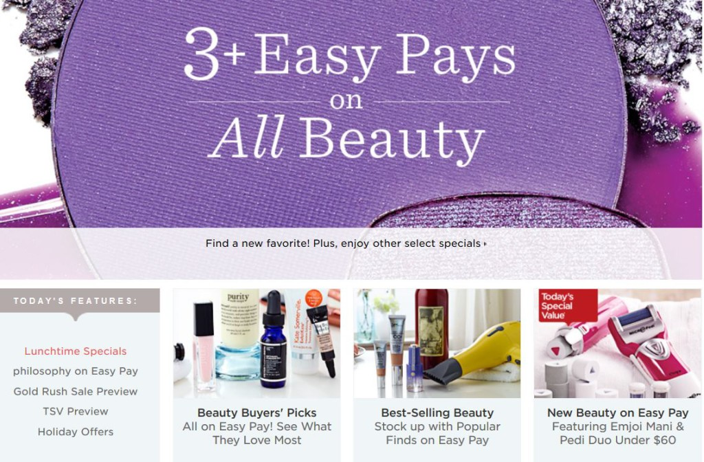 Jun 21, · Shop cheapwomensclothes.tk and enjoy long term mortgage payments on EVERYTHING!. Had your eye on that eyeshadow for $30 bucks? Grab it now and pay for the rest of your life! I'm kiddin! But today only you can take advantage of QVC Easy Pay on ANY and all purchases.