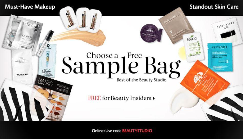 Samplebag Beauty