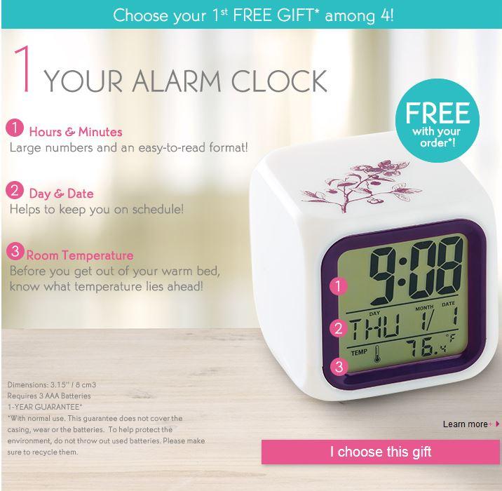 Disclosure Clock