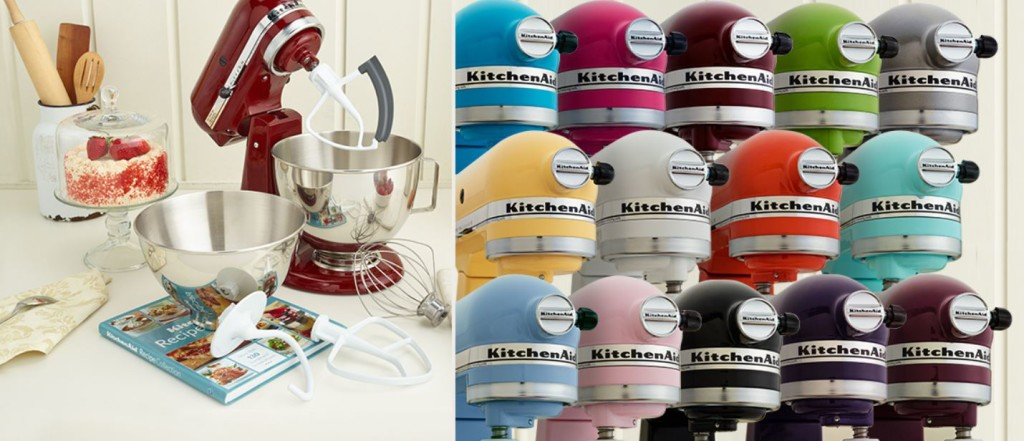 QVC: KitchenAid 4.5qt. 300W Tilt Head Mixer with 3qt. Bowl ...