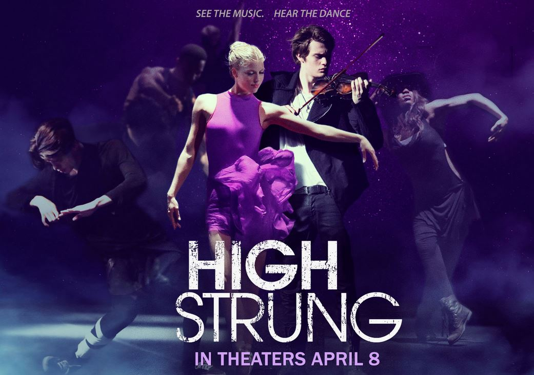 Recently had the opportunity to enjoy an early screening of high