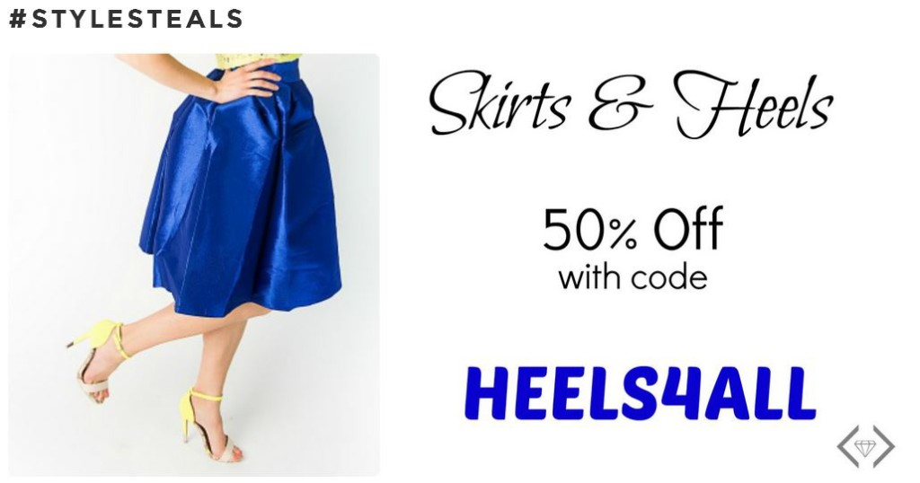 Cents of style 50 off taffeta skirts heels free shipping the season for dressing up is officially here baby showers weddings afternoon tea garden parties a night out with the girlsall of these are a great fandeluxe Choice Image