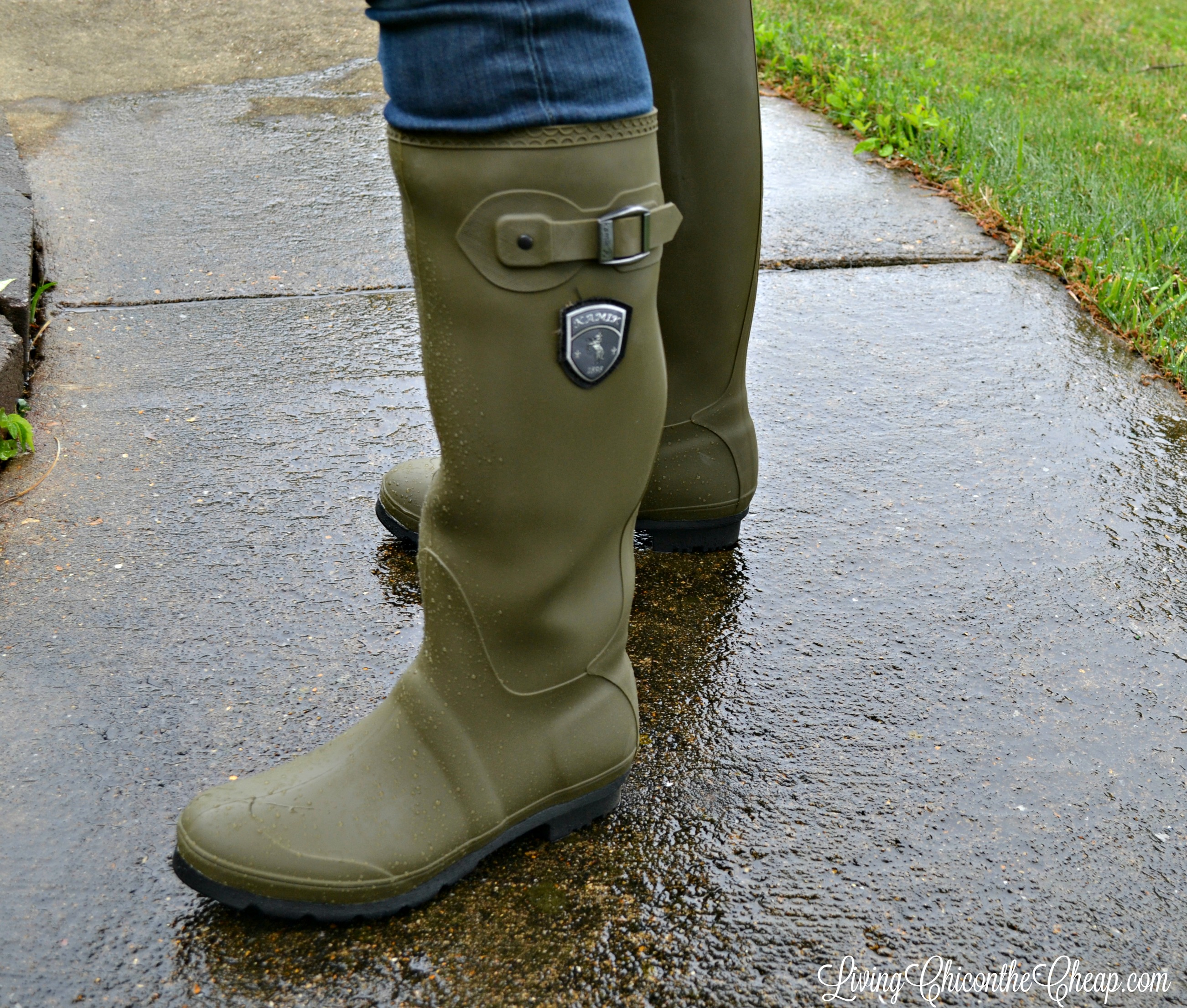Kamik Footwear's Step Outside Family Challenge & My Kamik Rain ...