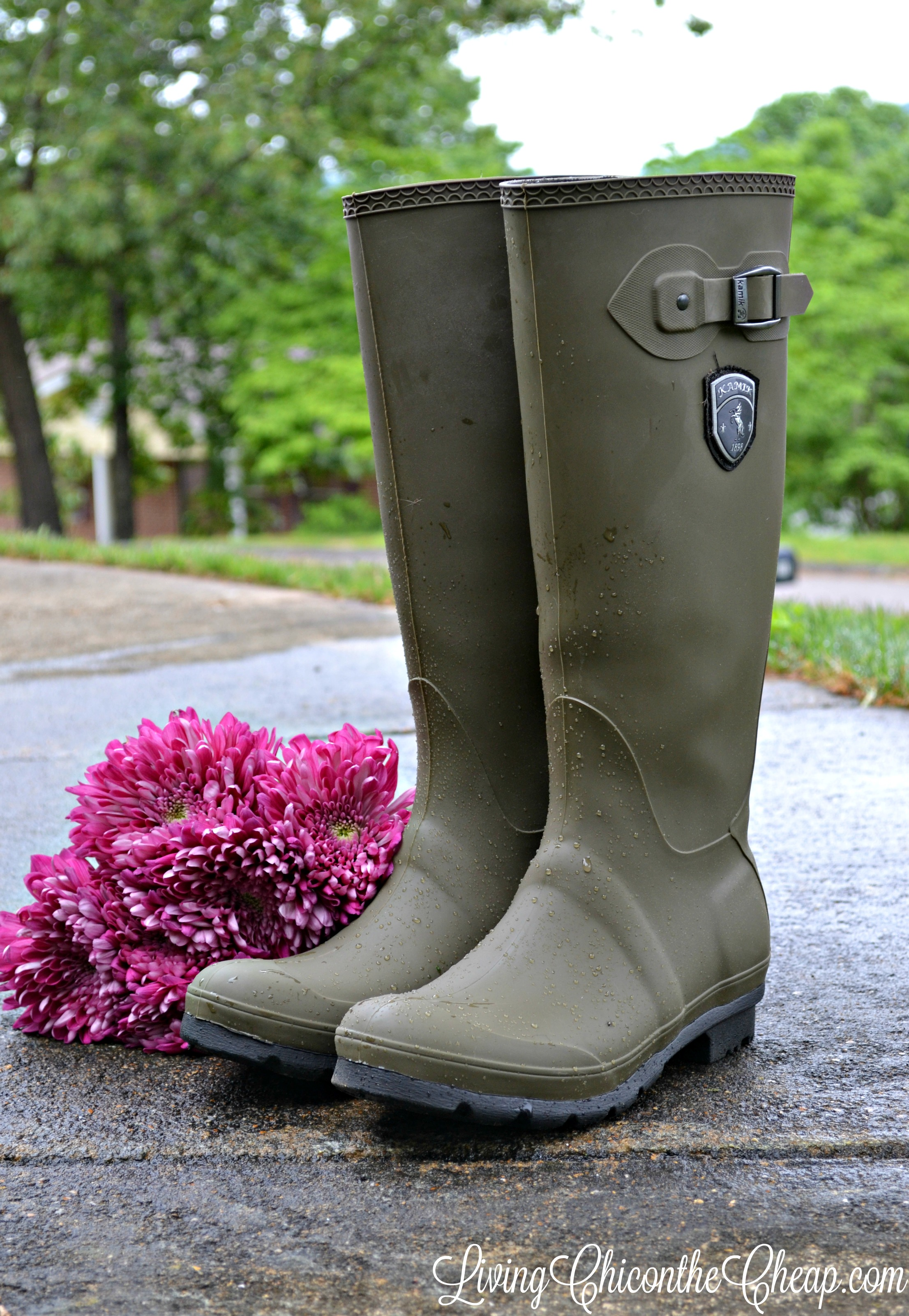 Kamik Rain Boots Cr Boot
