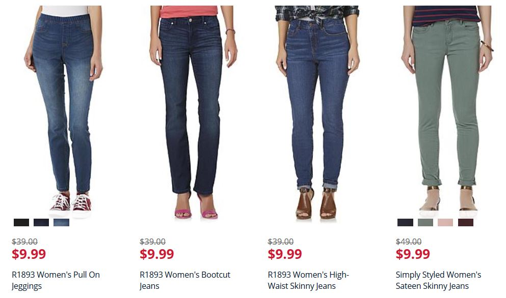 Fashion archives living chic on the cheap you can score a terrific deal on womens jeans which are priced as low as 999 before you add the coupon code fandeluxe Choice Image